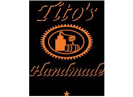 Tito's Handmade Vodka - Sponsor